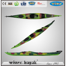 5.02 Mtr One Seat Plastic Kayak / K1 Racing Kayak